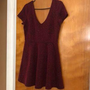 Women's dress size L